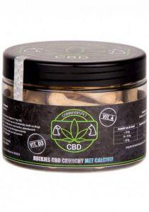 CBD hondenkoekjes Calcium Cannabispet