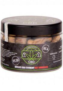 CBD hondenkoekjes Rundvlees Cannabispet