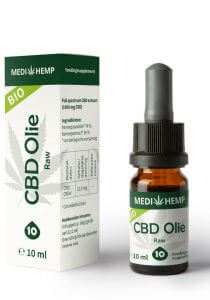 cbd-olie-10-10ml-medihemp-raw