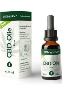 cbd-olie-5-30ml-medihemp-raw